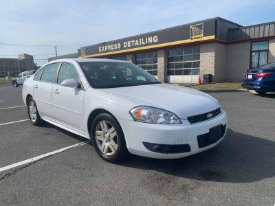 2011 Chevrolet Impala LT Fleet (White)