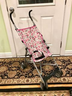 Disney Minnie umbrella stroller