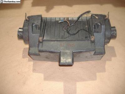 VW Super beetle fresh air blower motor 71 72