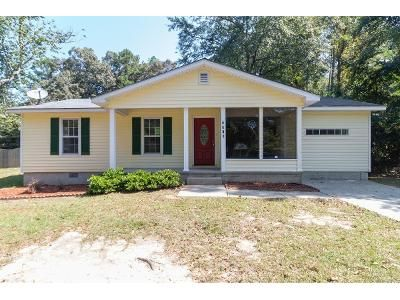 3 Bed 2 Bath Foreclosure Property in Macon, GA 31217 - General Harris Dr