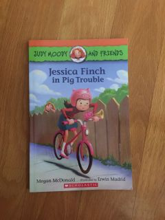 Judy Moody And Friends Jessica Finch in Pig Trouble