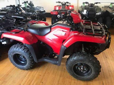 2015 Honda FourTrax Foreman 4x4 ES EPS Utility ATVs Palmerton, PA