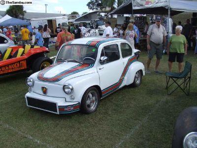Fiat 1000TCR