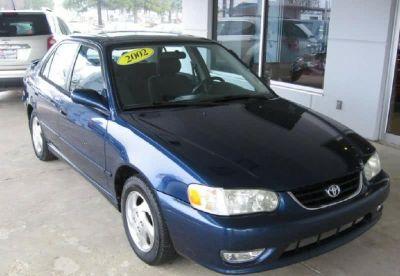 2002 Toyota Corolla S (Blue)
