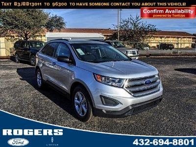 2018 Ford Edge SE FWD (silver)