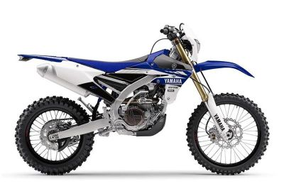 2017 Yamaha WR450F Competition/Off Road Motorcycles Santa Clara, CA