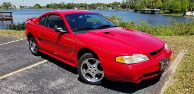 1997 Ford Mustang SVT Cobra (Red)