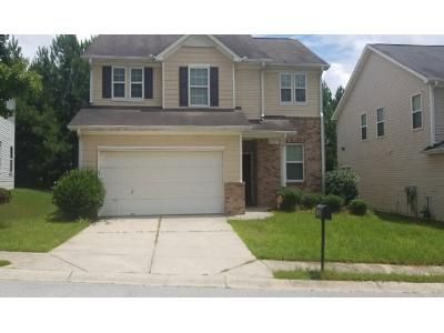 4 Bed 2.5 Bath Preforeclosure Property in Lithia Springs, GA 30122 - Alix Way