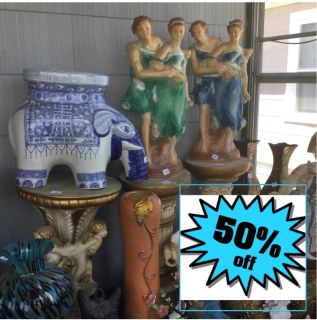 50% OFF COLLECTIBLES ITALIAN ASIAN..