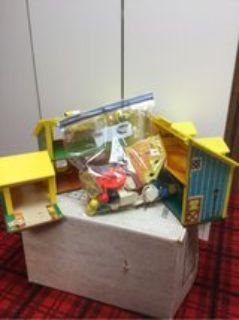 Fisher Price House Playset