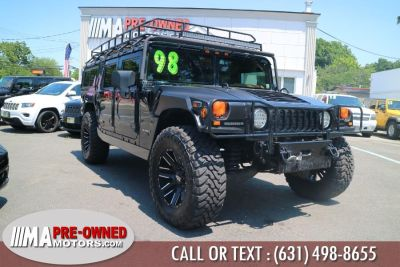 1998 AM General Hummer Wagon (Green (Met))