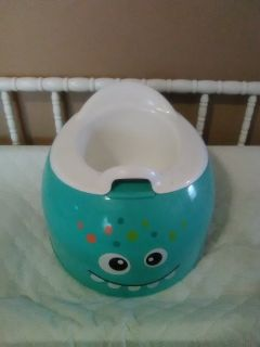 New monster potty chair