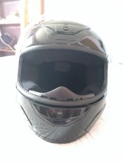 Motorcycle helmet ZR, med to Large