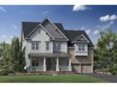 The Brightwood by Toll Brothers: Plan to be Built
