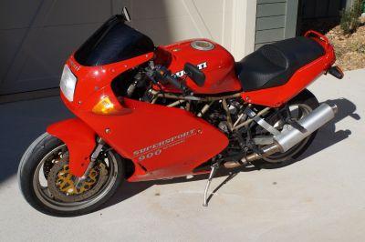1996 Ducati SUPERSPORT 900