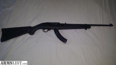 For Sale: Ruger .22 Carbine with 25 round mag!