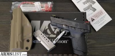 For Sale: Shield 9mm Performance Center