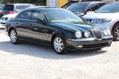 2004 Jaguar S-Type 3.0 (Green)