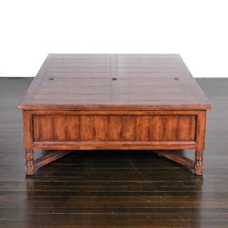 Custom Made Lift Top Coffee Table (reclaimed wood)
