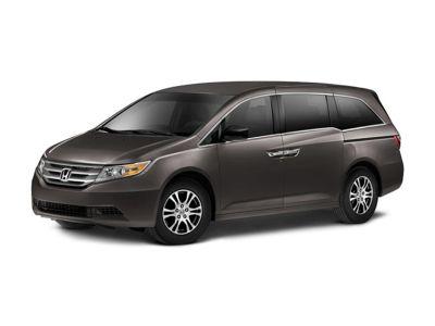 2011 Honda Odyssey EX (Polished Metal Metallic)