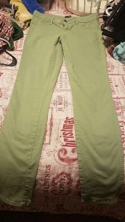 Junior's pants from papaya size 9 but more like a 7