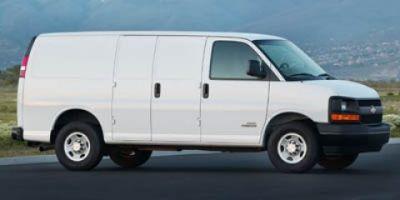 2006 Chevrolet Express Cargo Van YF7 Upfitter (Summit White)