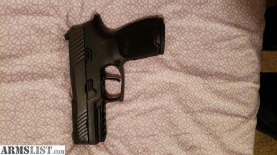 For Sale: New sig p320 45 night sights