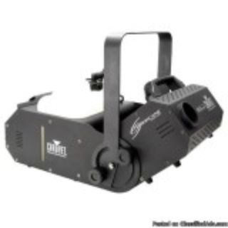 CHAUVET-HURRICANE FLEX FOG MACHINE