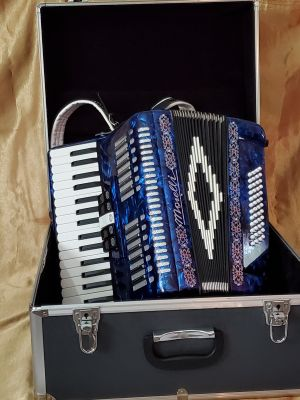 Accordion with Hard Case