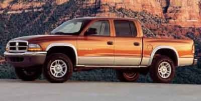 2001 Dodge Dakota SLT (Blue)