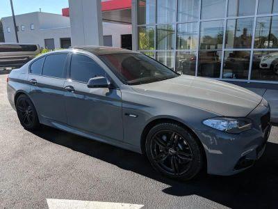 2013 BMW MDX 535i xDrive (Gray)
