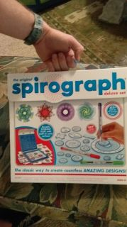 Brand new, never used Spirograph Deluxe set