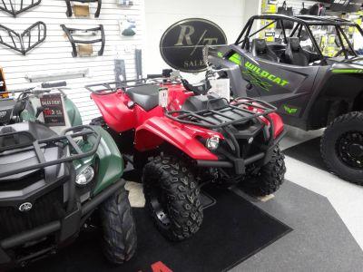 2018 Yamaha Motor Corp., USA Kodiak 700 Utility ATVs Zulu, IN