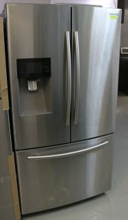 Samsung French Stainless Steel refrigerator