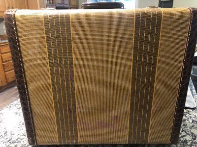 1950s Bernelli Polka King accordion