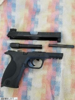 For Sale: Smith & Wesson M&P 9 mm with red dot sight