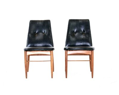 Mid Century Chairs.... By Vanson of London.