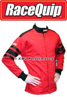Sell RaceQuip 111016 X-Large Red Racing Driving Jacket Series 111 Two Piece Suit motorcycle in Story City, Iowa, United States, for US $59.95
