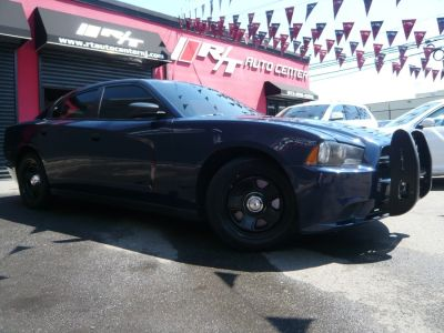 2014 Dodge Charger Police (Midnight Blue Pearlcoat)