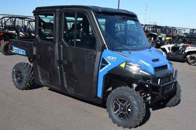 $23,299, 2017 Polaris Ranger Crew XP 1000 EPS Northstar HVAC Edition Ranger