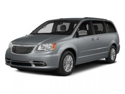 2015 Chrysler Town & Country Touring-L (Granite Crystal Metallic Clearcoat)