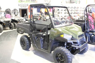 2018 Polaris Ranger 570 Side x Side Utility Vehicles Adams, MA