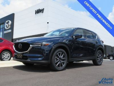 2018 Mazda CX-5 (Deep Crystal Blue Mica)