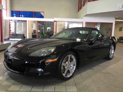Used 2008 Chevrolet Corvette 2dr Conv