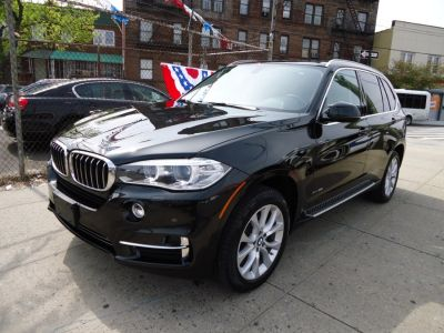 2014 BMW X5 xDrive35i (Black)