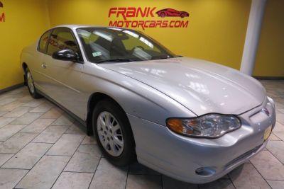 2004 Chevrolet Monte Carlo LS (Galaxy Silver Metallic)
