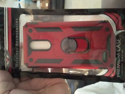 LG Phoenix 4 cell phone case (brand new)