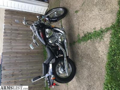For Sale/Trade: 2004 Honda shadow vt600