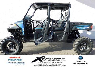 2016 Polaris Ranger Crew XP 900-6 EPS Side x Side Utility Vehicles Tampa, FL