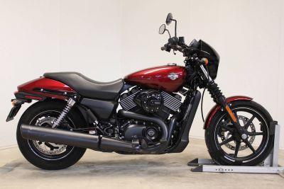 2016 Harley-Davidson Street 750 Cruiser Motorcycles Pittsfield, MA